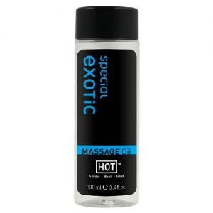 HOT Massage-Olie  Exotic 100 ml-2