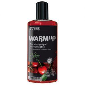 Warm-Up Massage Olie - Kers-2