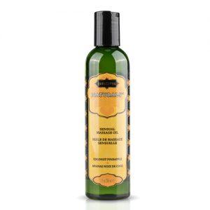 Kamasutra Naturals Coconut Pineapple Massage-Olie-2
