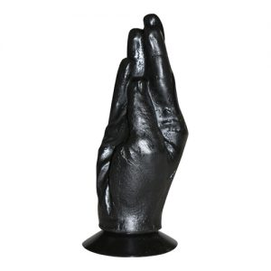 All Black Fisting Hand-2
