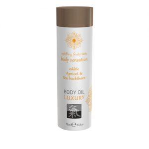 Luxury Massage Olie - Abrikoos & Duindoorn-2