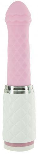 Feisty Stotende Vibrator - Pink-2