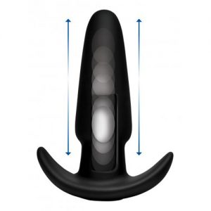 Thump-It Stotende Buttplug - Medium-2