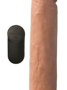 Vibrerende XL Dildo Met Zuignap - 26.6 cm-2