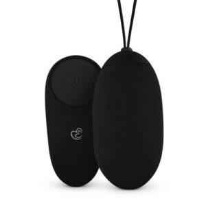 XL Vibratie-Ei Met Afstandsbediening - Zwart-2