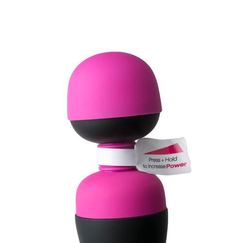 Palm Power Personal Massager - wand vibrator-3