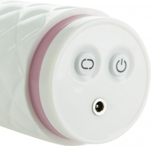Feisty Stotende Vibrator - Pink-4