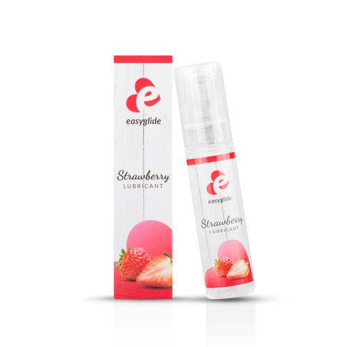 EasyGlide Strawberry Waterbasis Glijmiddel  - 30ml-3