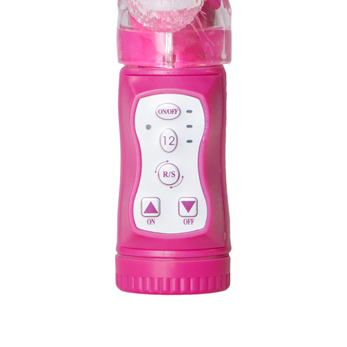 Bunny Vibrator Roze - EasyToys-5