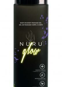 Nuru Glow Body2Body Massage Gel – 335 ml-2